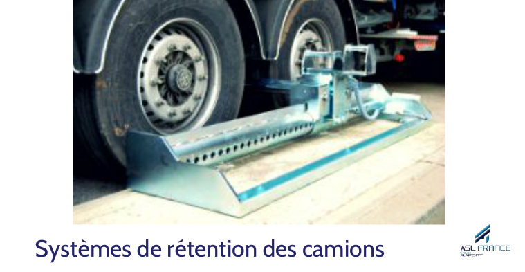 retention des camions