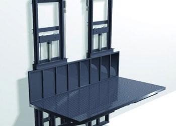 Plateformes industrielles - 2 colonnes