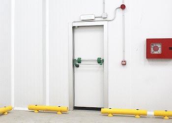 Portes Coupe-feu Industrielles